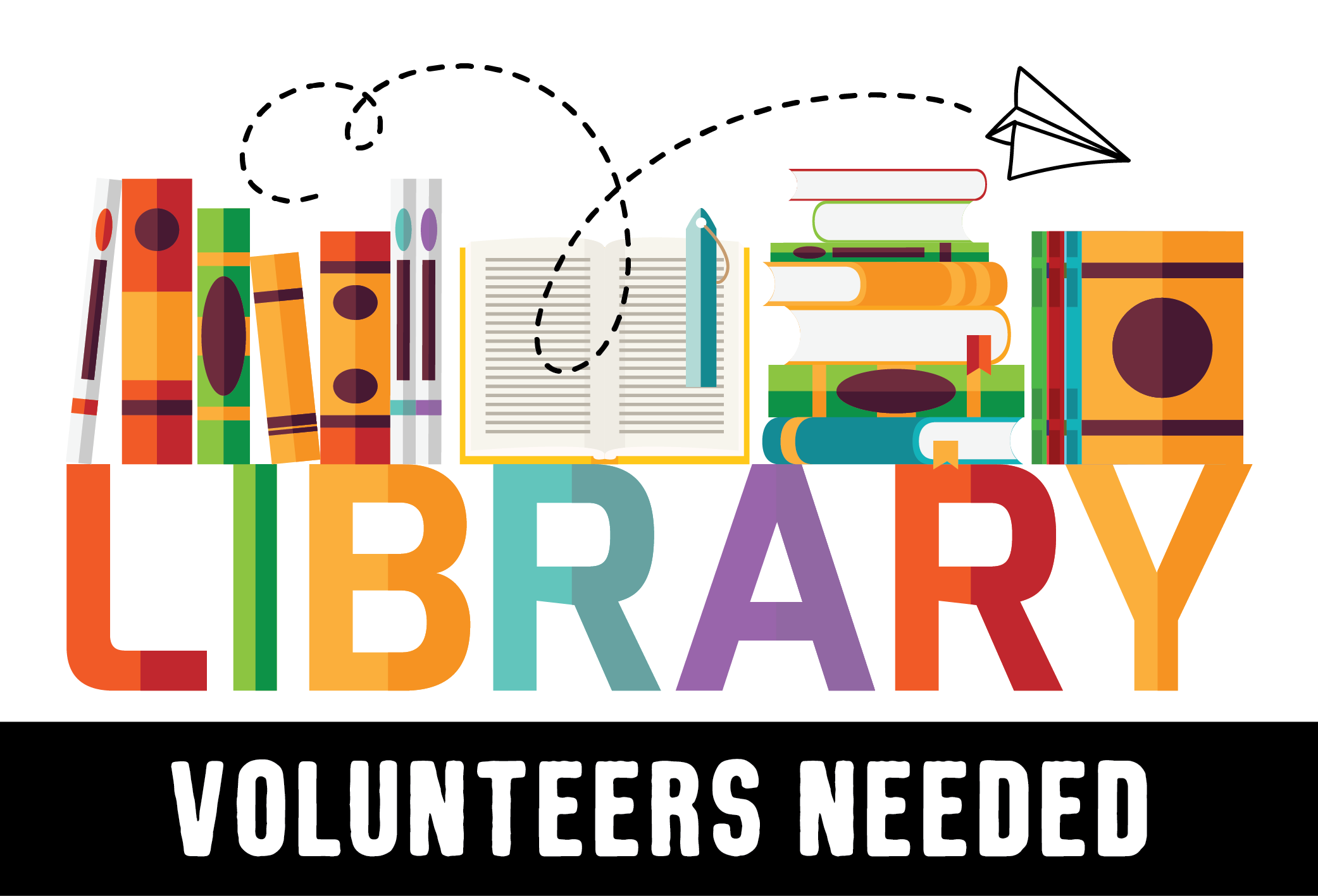 Image result for library volunteer images